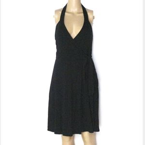 Gap XS, Wrap Halter Dress